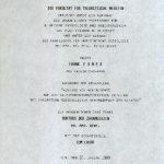 Promotionsurkunde | Zahnarztpraxis Dr. Exner Konstanz